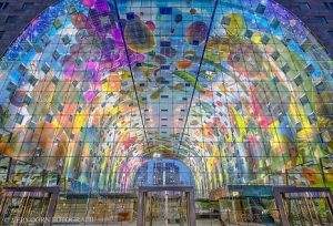 Rotterdam Market Hall (Holland)